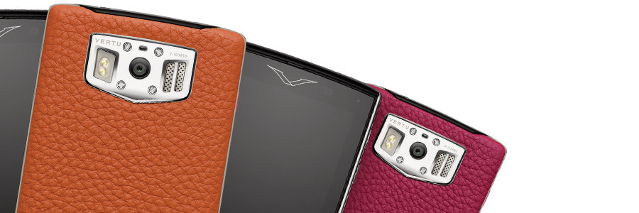 VERTU-A New Kind of Extraordinary