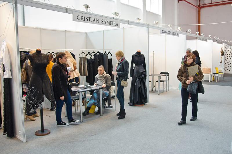 O noua editie a RFTB – salonul profesionist al industriei modei
