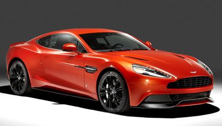 Aston Martin Vanquish 2015 Q, un super GT