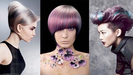 Platinum purple - o noua obsesie in colorarea parului
