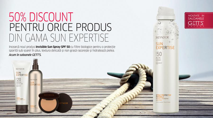 50% Discount pentru orice produs solar