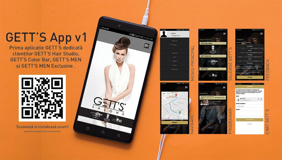 GETT'S App