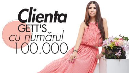 Clienta GETT'S 100000