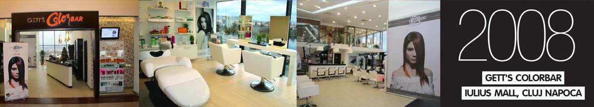 GETT'S_Color_Bar_Salon_Iulius_Mall_Cluj