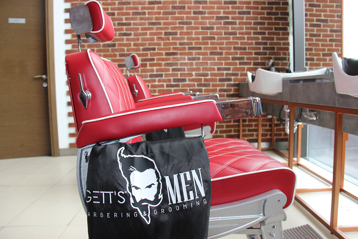 GETT'S Men Barber Shop Iulius Mall Cluj