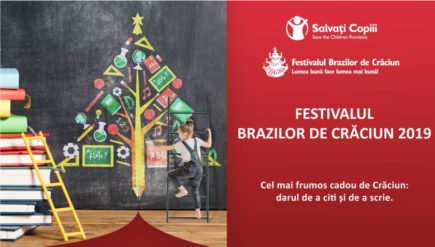 Salvati copiii-Festivalul Brazilor de Craciun