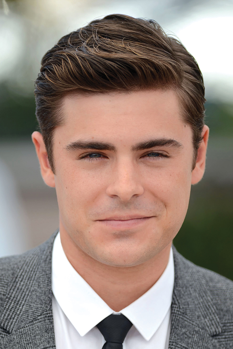Celebrity look: Zac Efron