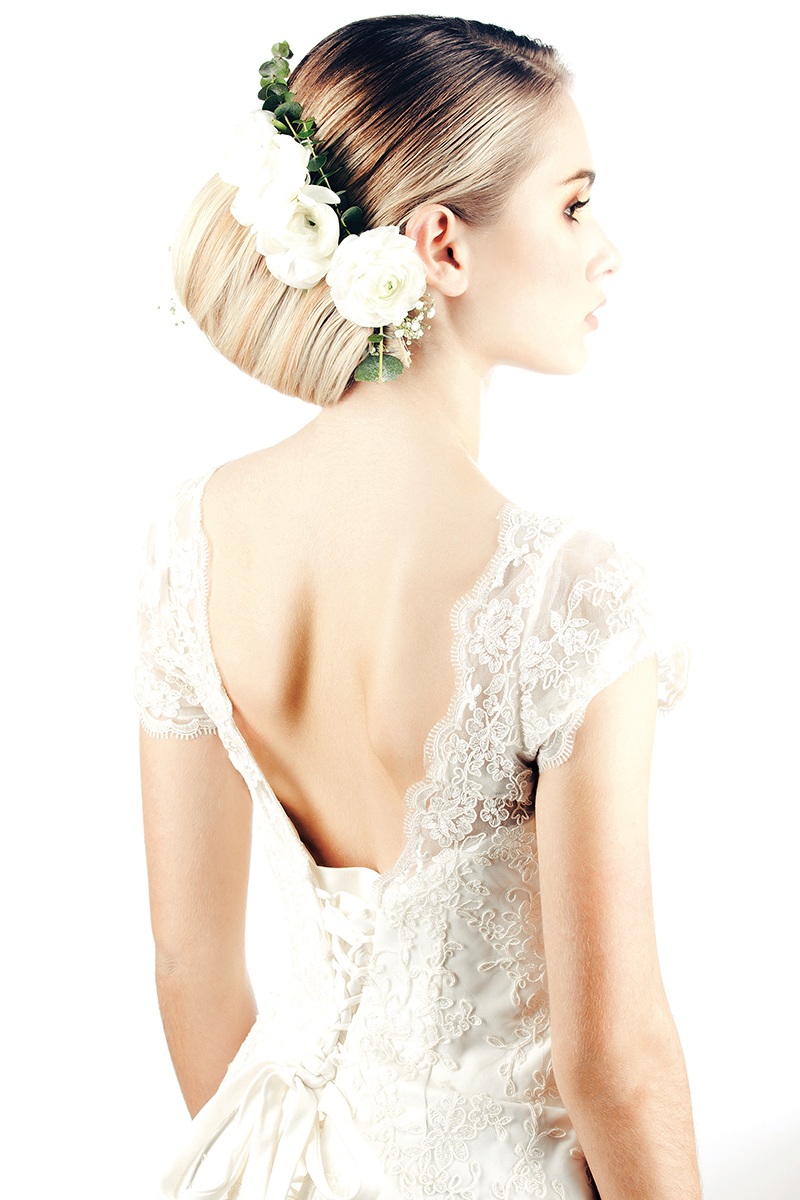 Bride trends: Delicate flowers