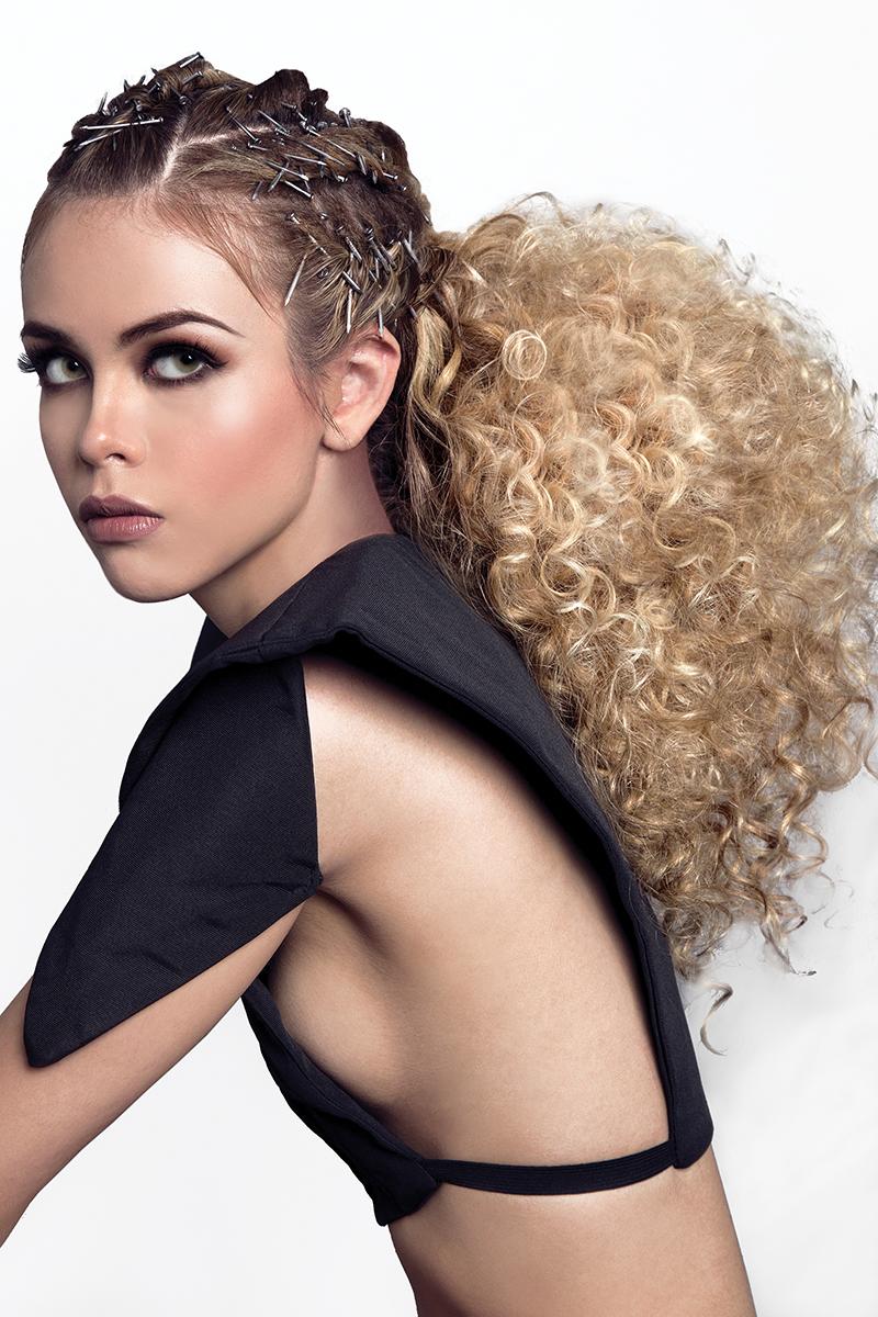 Hair trends: modern beauty
