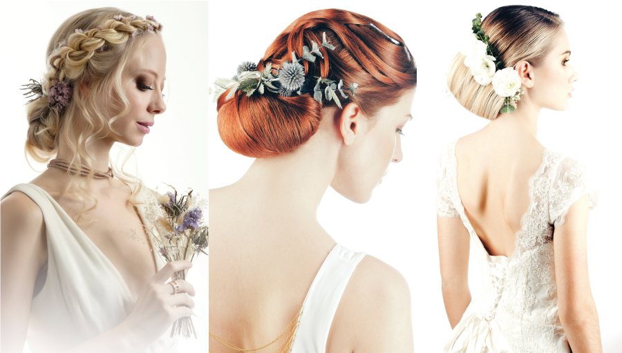 Hair trends: Brides