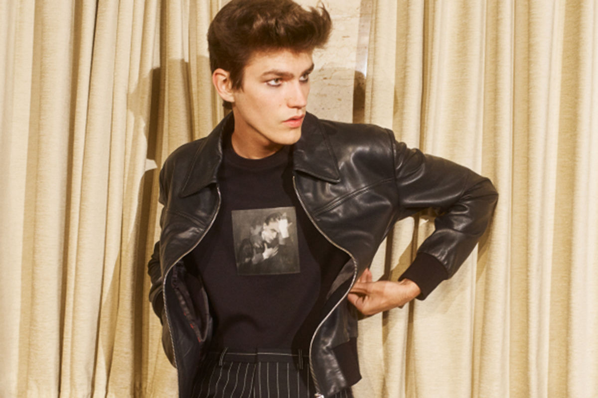Men collection: Hugo Boss x David Bowie