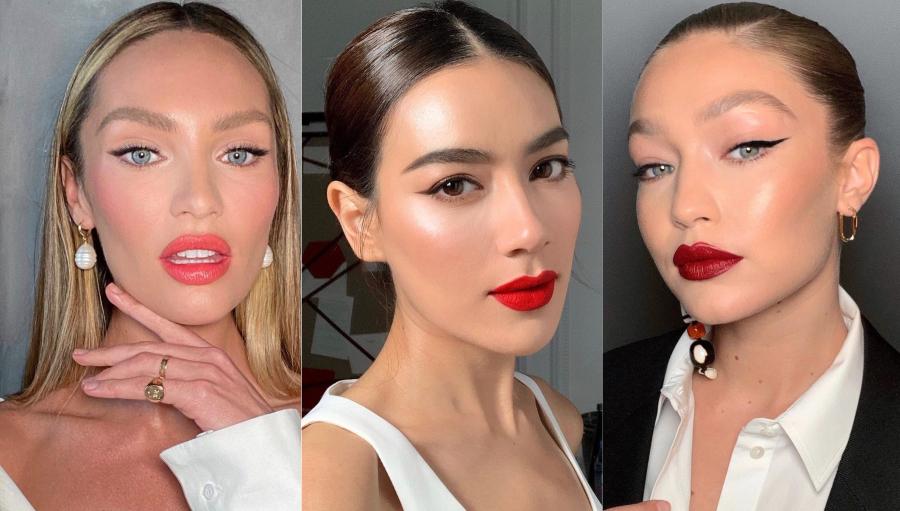 Idei de makeup pentru Valentine's Day