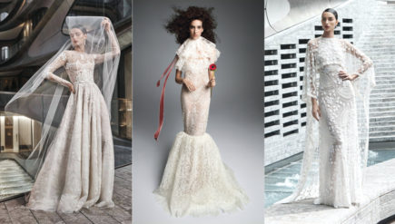 Bridal: Romantism in stil victorian