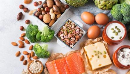 Barbatii: muschii si proteinele