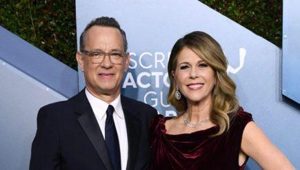 Tom Hanks si sotia au fost testati pozitiv cu Coronavirus