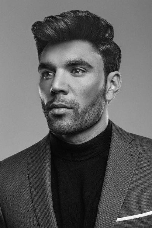 Grooming report: Modern beards