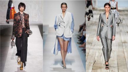 Fashion report: Business Atittude