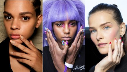 Nails trends: joc de culori electrice