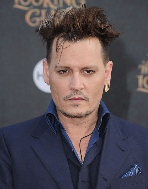 Celebrity looks: Johnny Depp