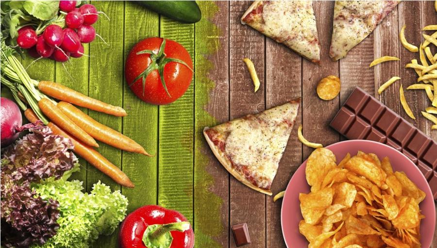 Alimente benefice pentru corp si piele