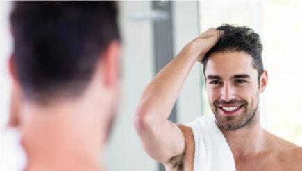 Men care: Cum sa combati tenul gras