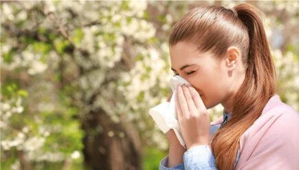 Remedii naturale pentru alergii sezoniere