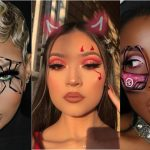 Idei de makeup pentru petrecerea de Halloween