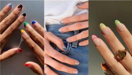 Cum sa porti manichiura french
