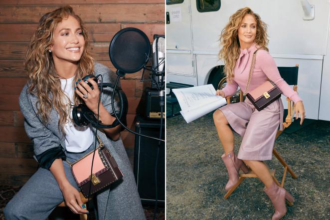 J.Lo a lansat propriul model de geanta
