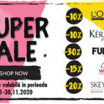 SUPER SALE in saloanele GETT'S