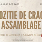 Expoziție de Craciun Assamblage Institutul de Arta si Design