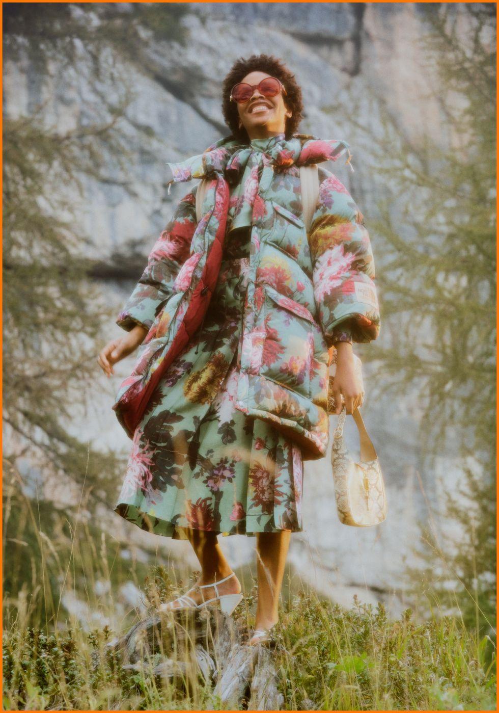 Noua colaborare a anului: Gucci alaturi de The North Face