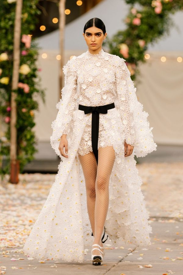 Chanel spring Haute-Couture 2021