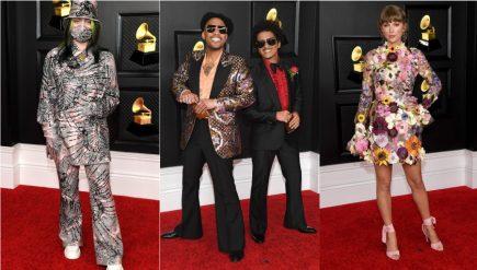 Aparitiile de la premiile Grammy 2021