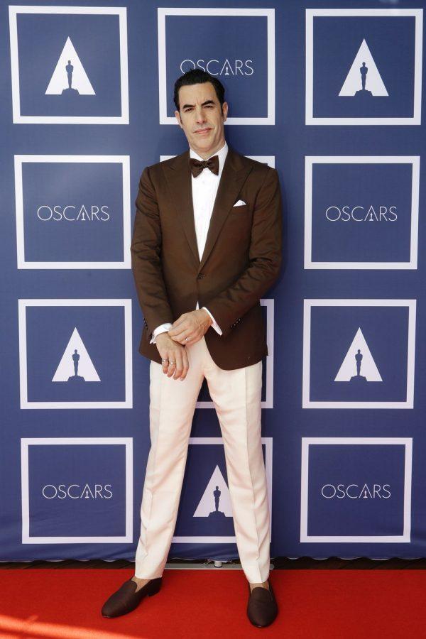 Cei mai bine imbracati barbati la premiile Oscar 2021