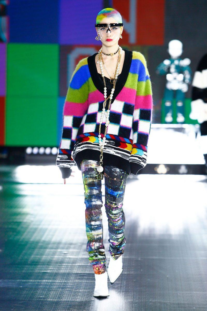 Hair trends: coafurile de la Fashion Week AW21