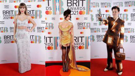 Cele mai spectaculoase aparitii de la Brit Awards 2021