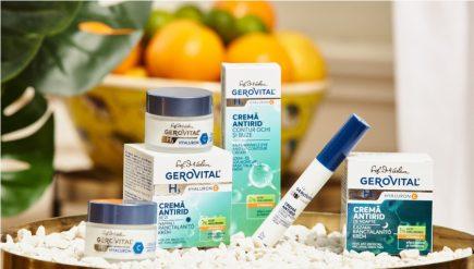 Farmec relanseaza gama Gerovital H3 Hyaluron C