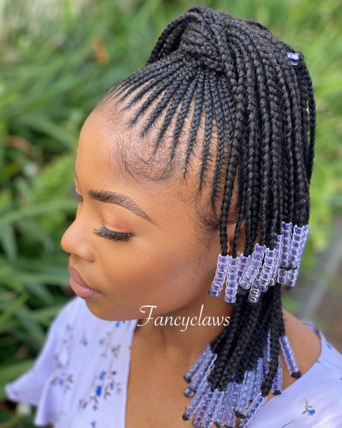 Noul stil preferat al verii: coditele afro